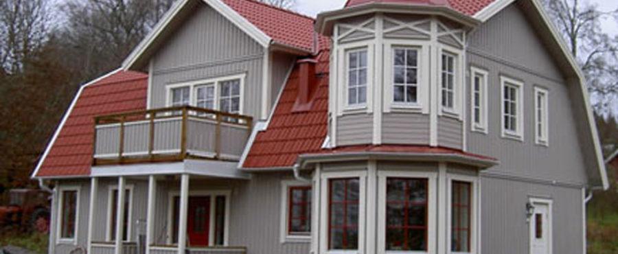 Klassiskt från Alingsås Trähus