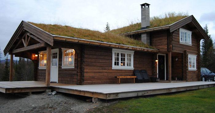 T-huset från Ensillrestugan