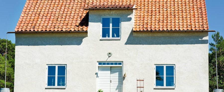 Hur man får ett hus att smälta in i sin omgivning