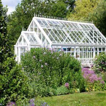 Vansta Trädgård växthus