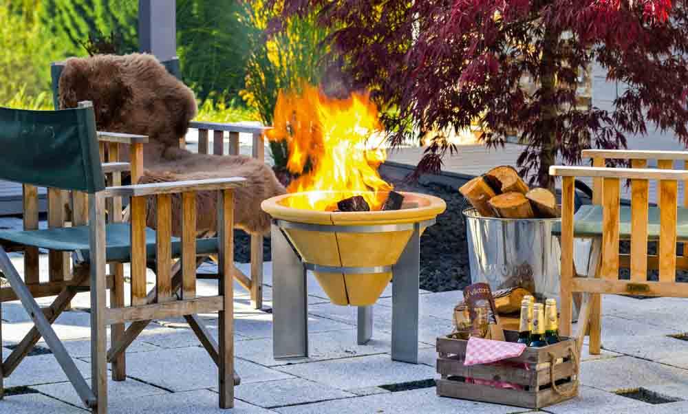 Gasolgrill eller kol/brikett-grill