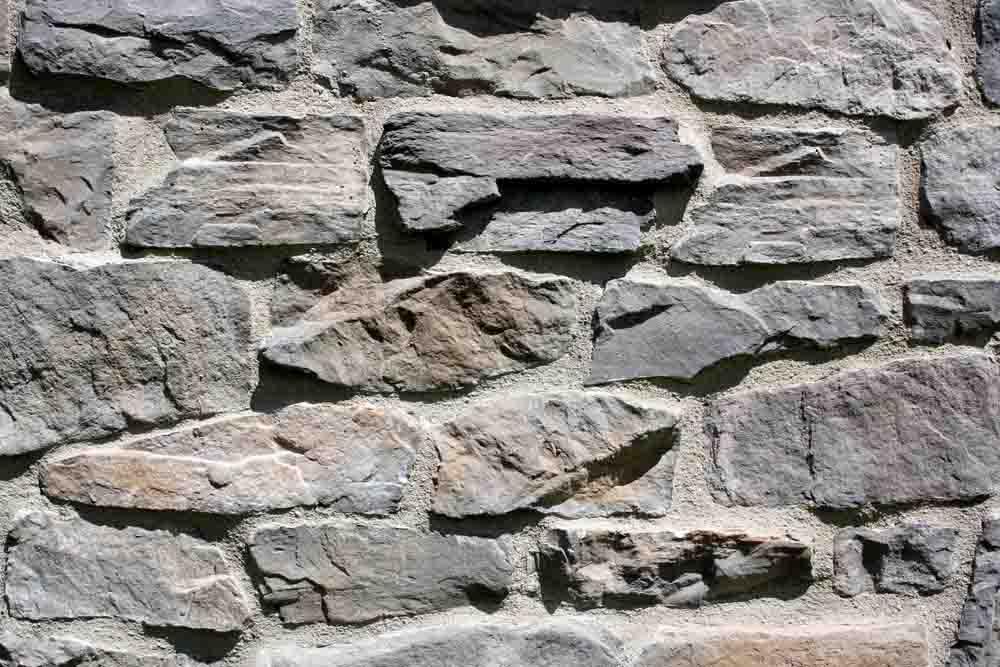 Stone Co. fasadsten finns i olika former och färger