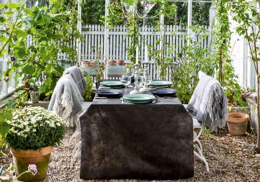 I växthuset från Sweden Green House