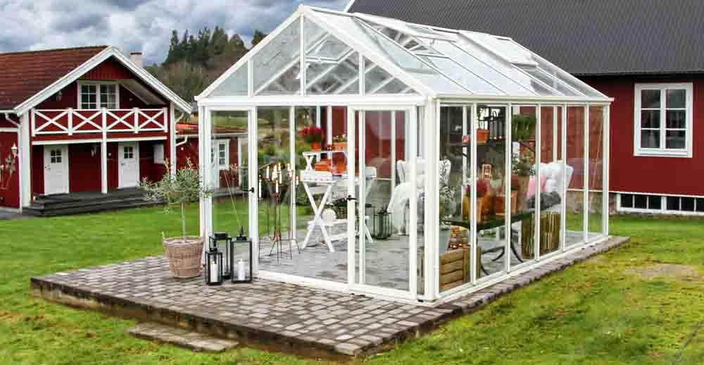 Växthus från Willab Garden