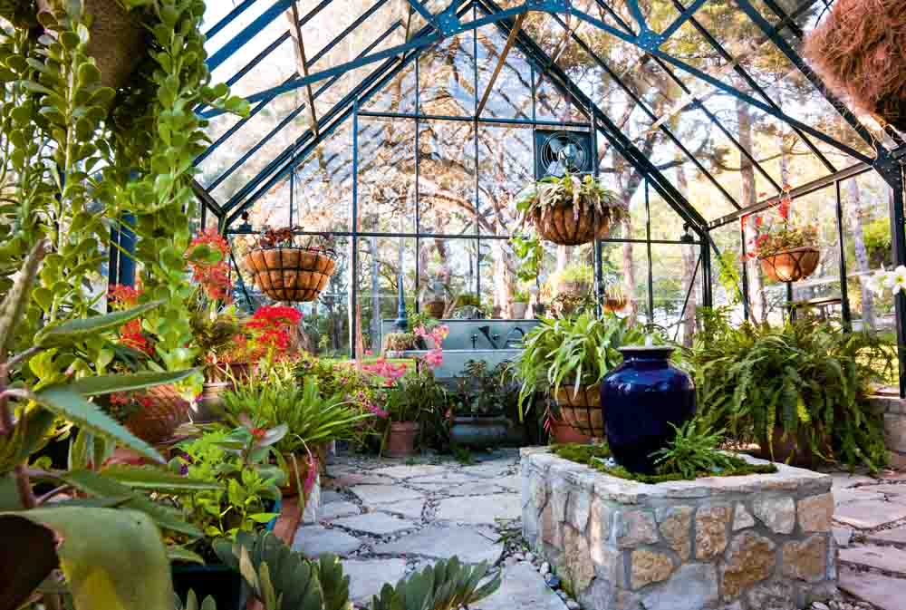 Växthuset Orangeri Cape Cod