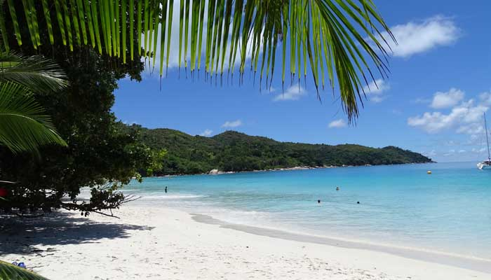 Seychellernas 115 öar