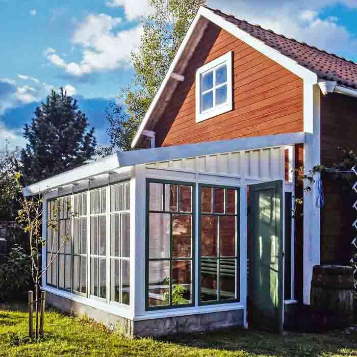 Bygg ett växthus