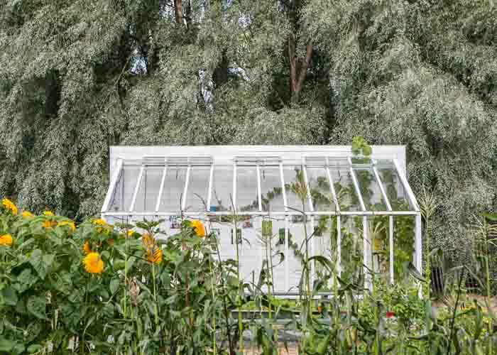 Växthus från Sweden Green House