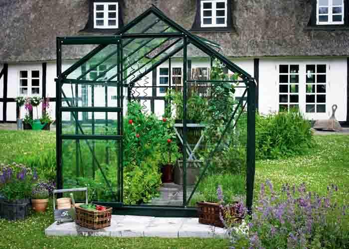 Växthuset Bruka från Skånska Byggvaror