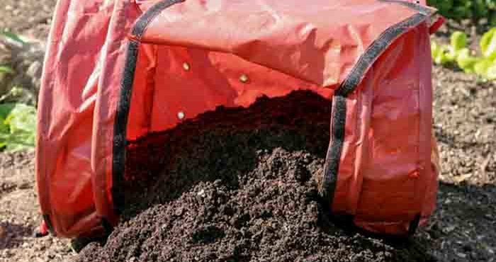 Roll Mix composter