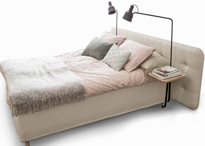 Jensens sängkoncept Jensen Nordic Line