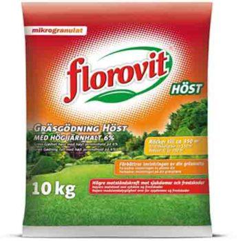 Florovit Gräsgödning Höst
