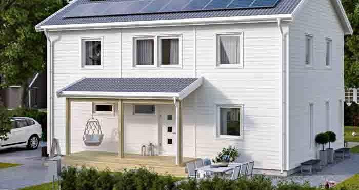 Solenergi från solceller