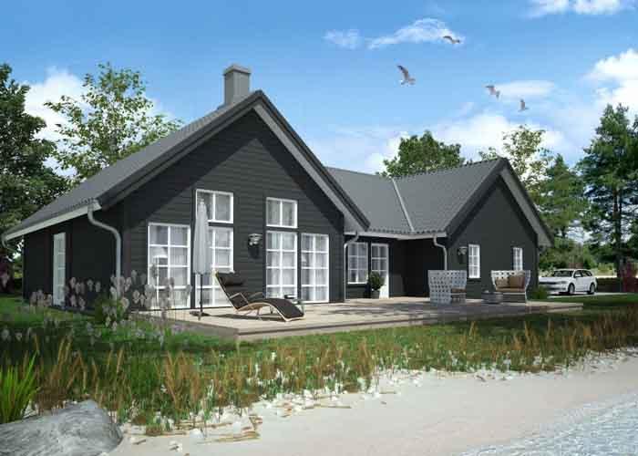Vårgårdahus Villa Säveholm