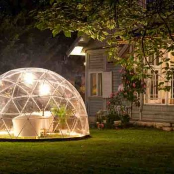 Cool Garden Igloo
