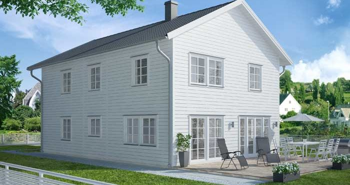 Villa Anneberg från Vårgårdahus