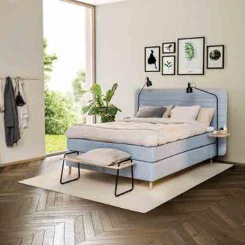 Jensens Nordic Line sängkoncept