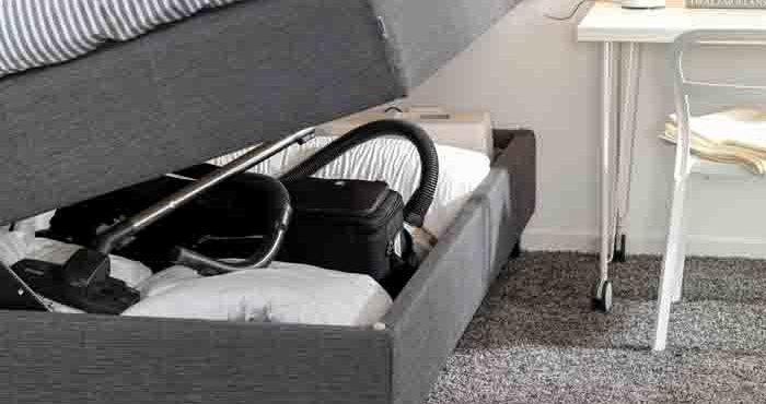 Hildings resårsäng Compact Living