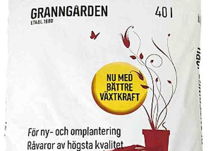 Granngårdens planteringsjord
