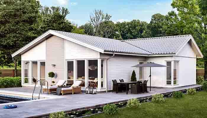 Villa Lövhem från Götenehus