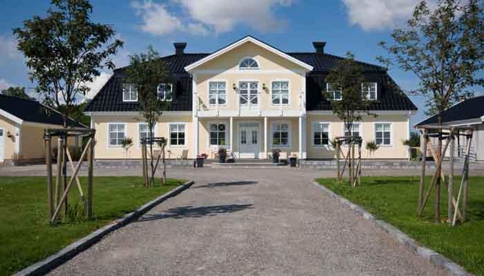 Grästorp från Rörvikshus