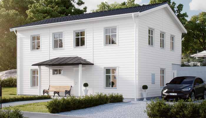 Smart 159 från Myresjöhus