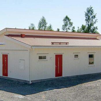 Husvisning av Villa Trubaduren