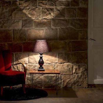 Stonecos fasadsten monteras sten