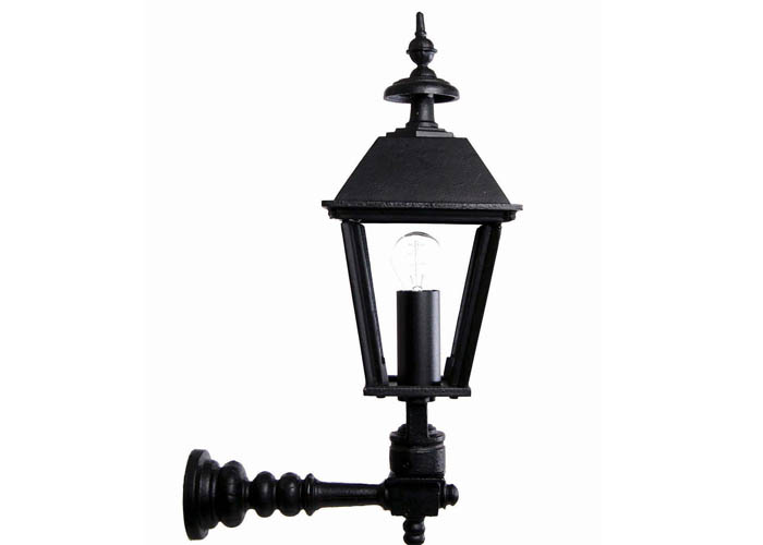 Lampa i klassisk kombination