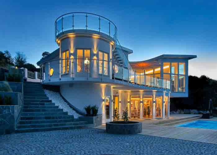 Ross Arkitektur & Design erbjuder