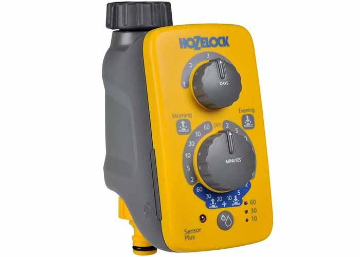 Sensor Plus elektroniska bevattningskontroll