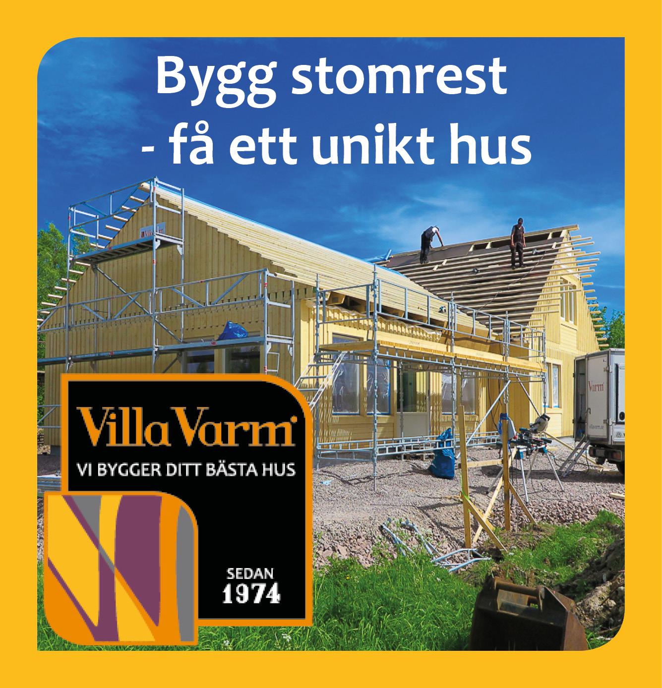 VillaVarm Banner HusExtra