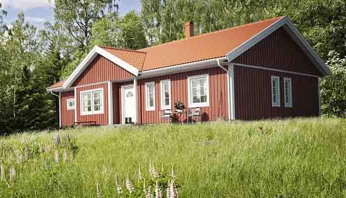 Villa Lupin från Ekeforshus