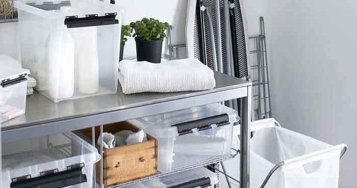 Tvätta smart i tvättstugan