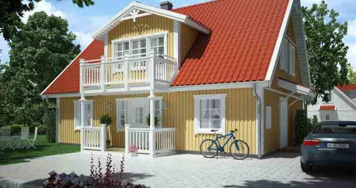 Villa Nordgården från Vårgårdahus