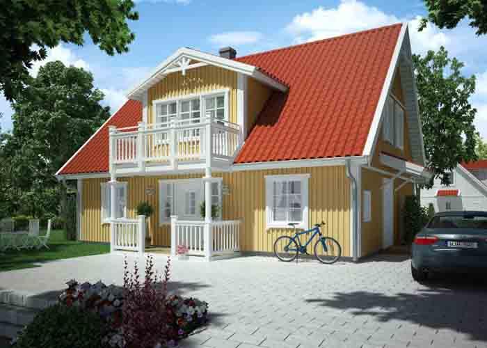 Husvisning av Villa Nordgården