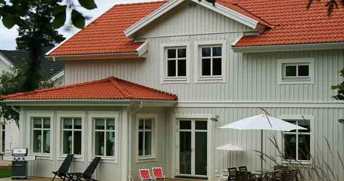 Bygga nytt hus