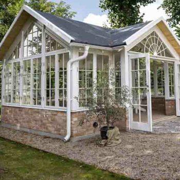 Växthus - orangeri eller vinterträdgård