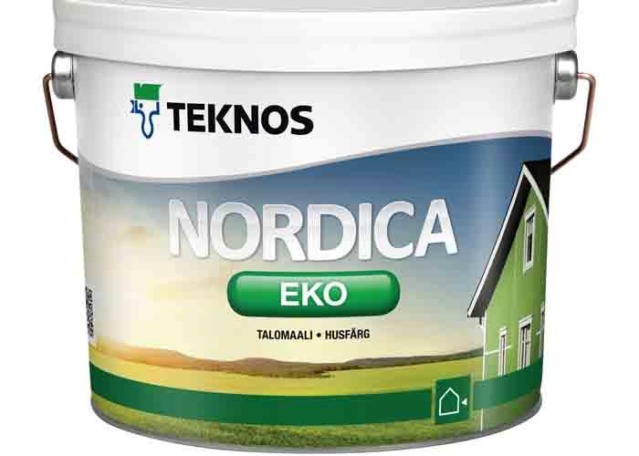 Nordica Eko från Teknos