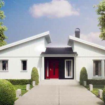 Villa Brosand från Eksjöhus