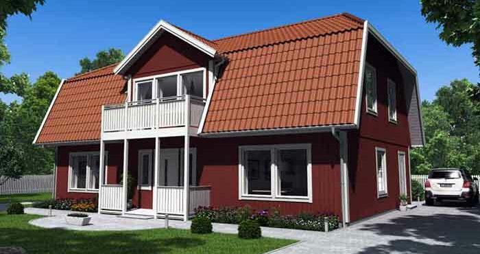 Scandinavia 14 från Borohus