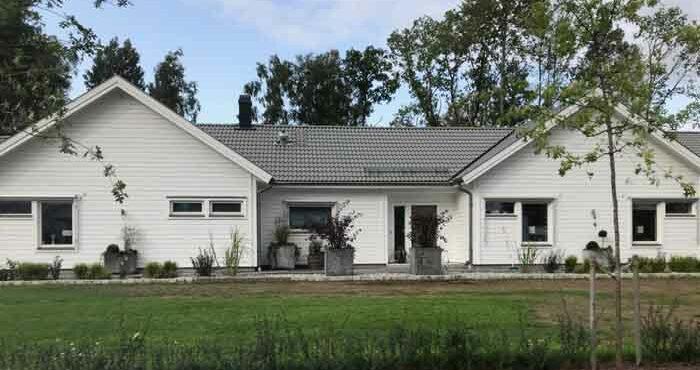 Husvisning av villa Värnamo