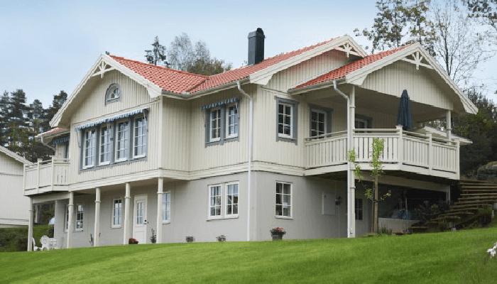 Villa Furuliden från Vårgårdahus