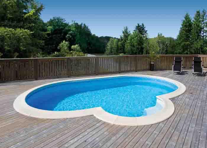 Populära Pool för sköna bad året runt eller kanske ett spabad — HusExtra QT-24