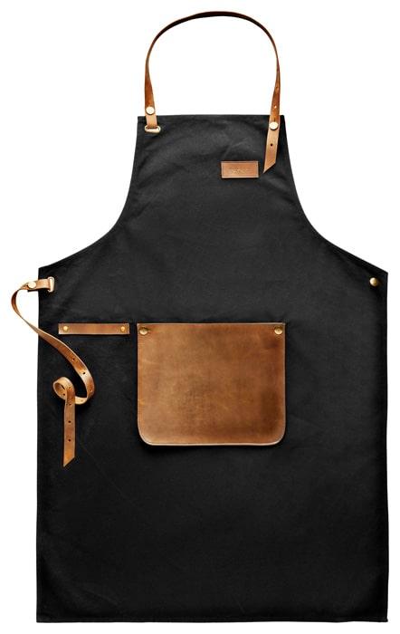Canvas förkläde för grillning