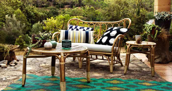 Möblera ute till sommaren