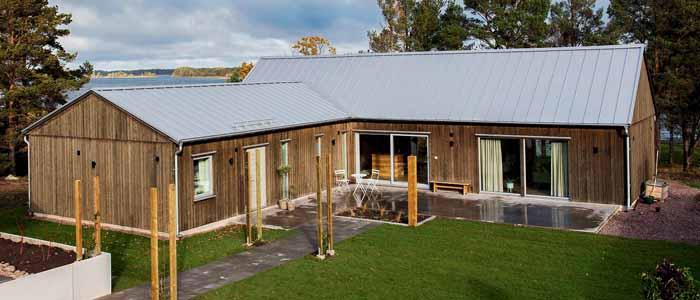 Vimmerbyhus med egen design