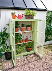 Bygg ett eget växthusskåp