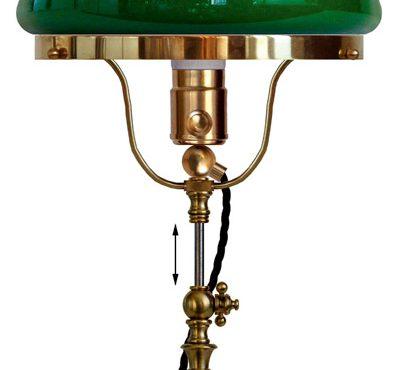 Fahlcrantz en klassisk bordslampa