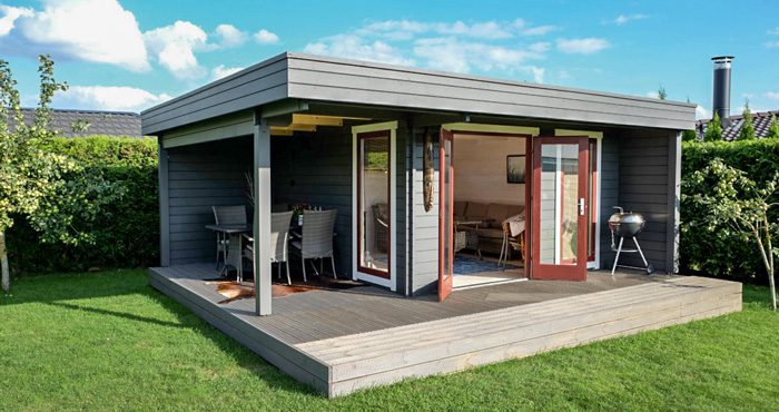 Timmerstuga Hansa Lounge XL